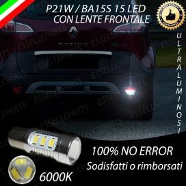 Luce Retromarcia 15 LED Renault Scenic 3 CON LENTE FRONTALE