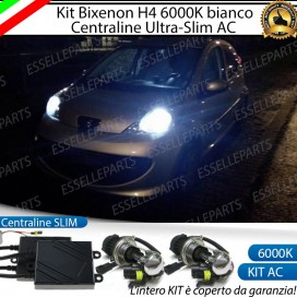 Kit Xenon H4 Anabbaglianti/Abbaglianti