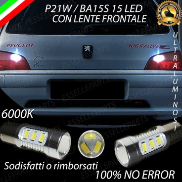 Luci Retromarcia 15 LED 106