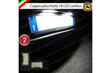 Placchette a LED Complete VW GOLF V