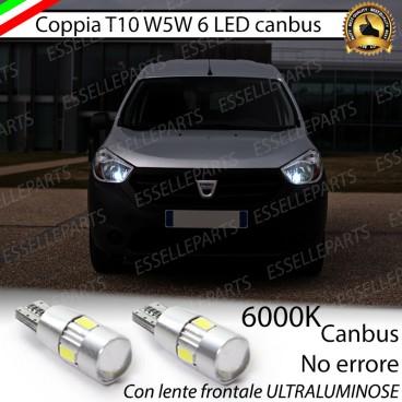 Dacia Dokker luci di posizione led