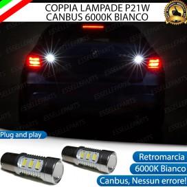 Luci Retromarcia 15 LED BMW Serie 3 (F30 F31) CON FARI POSTERIORI ALOGENI
