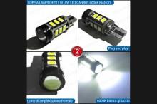 Luci Retromarcia 13 LED BMW SERIE 3 E92 E93 PRE LCI / PRE-RESTYLING