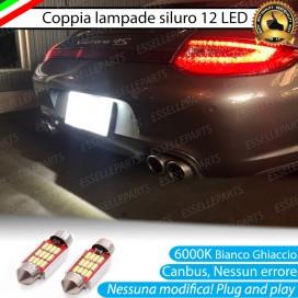 Luci Targa 12 LED Canbus 6000K per Porsche 911 (997)