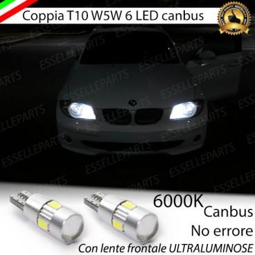 BMW Serie 1 led luci di posizione