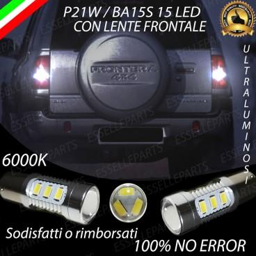 Luci Retromarcia 15 LED FRONTERA B