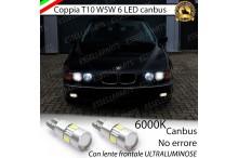 BMW Serie 5 E39 led luci di posizione