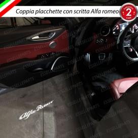 Nuovi Loghi antipozzanghera LED ALFA ROMEO GIULIETTA