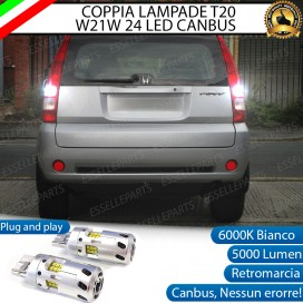 Luci Retromarcia a LED CANBUS 3.0 T20 W21W per HONDA HR-V I