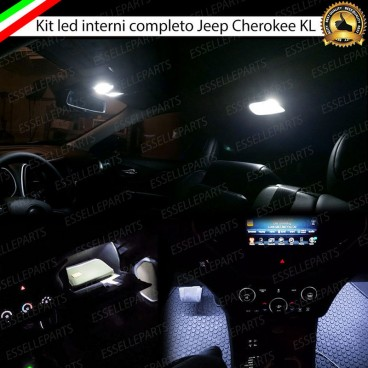 Led interni completo JEEP CHEROKEE KL