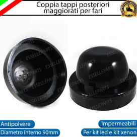 Coppia Tappi 90mm