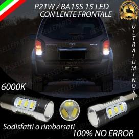 Luci Retromarcia 15 LED Nissan Pathfinder (R51) CON LENTE FRONTALE