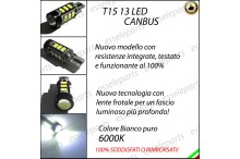 Luci Retromarcia 13 LED CUBE