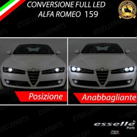Conversione Fari Full LED