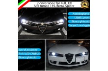 Conversione Fari Full LED MERCEDES CLASSE B W245