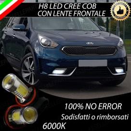 Luci Fendinebbia H8 LED 900 LUMENKIA NIRO