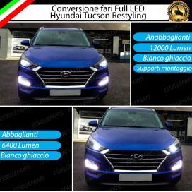 Conversione Fari Full LED HYUNDAI TUCSON III RESTYLING