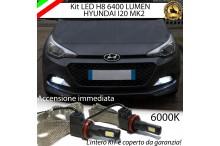 Kit Full LED H8 Fendinebbia HYUNDAI i20 II