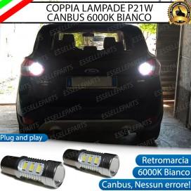 Luci Retromarcia 15 LED Ford Kuga 1 CON LENTE FRONTALE