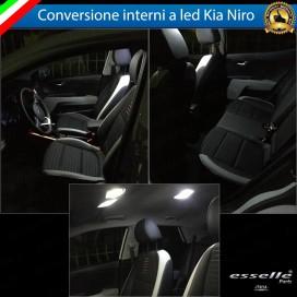 Led interni Completo KIA NIRO canbus 6000k