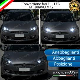 Conversione Fari Full LED 9600LM + 10000LM + 330LM