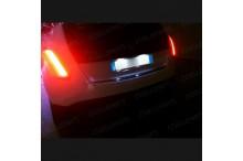 Luci targa 5 LED Canbus LANCIA DELTA