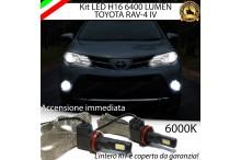 Kit Full LED H16 Fendinebbia TOYOTA RAV 4 IV