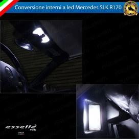 Led interni Completo MERCEDES SLK R170 canbus 6000k