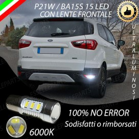 Luce Retromarcia 15 LED Ford Ecosport CON LENTE FRONTALE