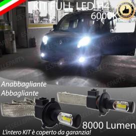 KitFull LED H4 Anabbaglianti/Abbaglianti 8000 LUMENRENAULTKANGOO I