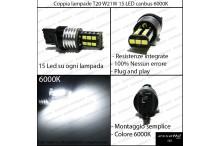 Luci posizione/diurne 15 LED AUDI Q3