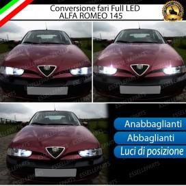 Conversione Fari Full LED ALFA ROMEO 145