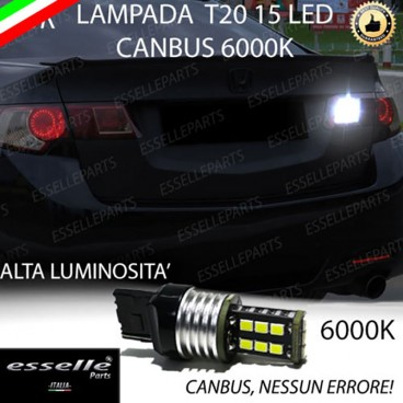 Luce Retromarcia 15 LED T20 HONDA ACCORD VIII