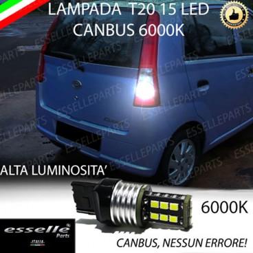 Luce Retromarcia 15 LED T20 DAIHATSU CUORE VI