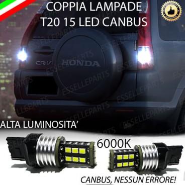 Luci Retromarcia 15 LED T20 HONDA CR-V II