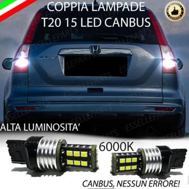 Luci Retromarcia 15 LED T20 HONDA CR-V III