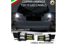 Luci Retromarcia 15 LED T20 JAZZ I