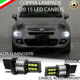 Luci posizione/diurne 15 LED FIAT 500X
