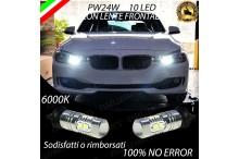 Luci Diurne 10 LED PW24W BMW SERIE 3 F30
