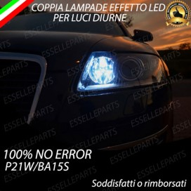Luci Diurne Effetto LED P21W