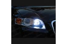Luci Diurne Effetto LED P21W A4 B7