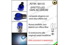 Luci Diurne Effetto LED P21W VW PASSAT CC