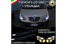 Luci posizione 5 LED Canbus LANCIA MUSA