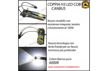 Luci Fendinebbia H3 LED SMART FORTWO I