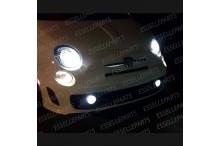 Luci Fendinebbia H3 LED FIAT 500
