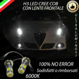 Luci Fendinebbia H3 LED 900 LUMENALFA ROMEOGIULIETTA