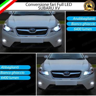 Conversione Fari Full LED SUBARU XV