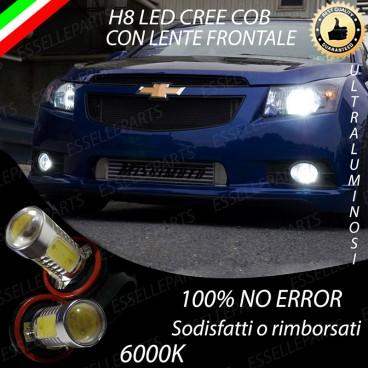 Luci Fendinebbia H8 LED CHEVROLET CRUZE