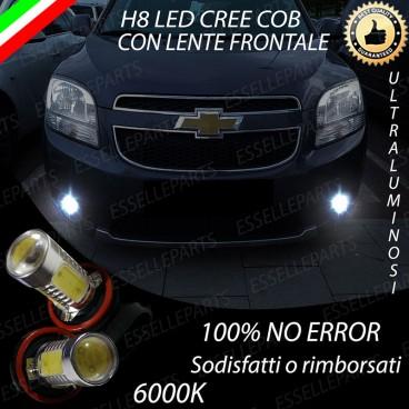Luci Fendinebbia H8 LED ORLANDO