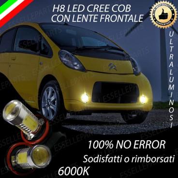 Luci Fendinebbia H8 LED CITROEN C-ZERO